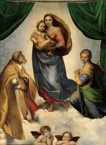 MadonnaDresdenRaphael - Original - Copy
