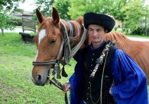 Horseman, Bakod Puszta, Hungary