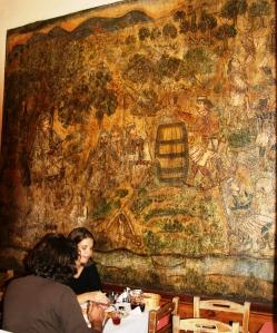 Richard's photos #7 016 - Painters wall
